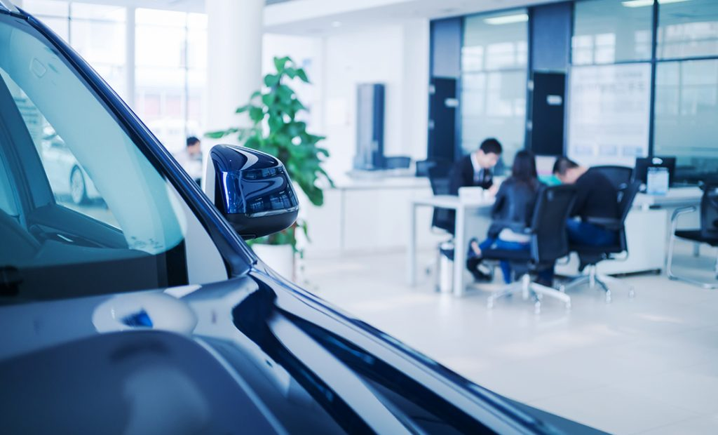 How the motor trade has relied on human interaction to drive profits and protect margins
