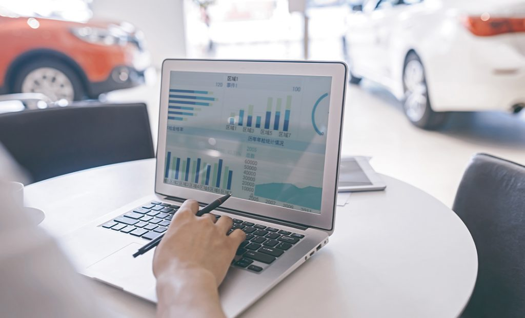 Will independent motor dealers face failure because of changes in consumer buying habits for cars?