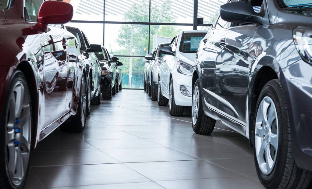 Business failure in the retail motor trade
